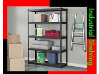 Warehouse Racking Shelving SHELF STOCK STEPBEAM STORE GARAGE SHOP ORGANISE
