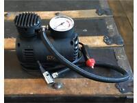 12v RAC Mini air compressor tyre pump 300psi