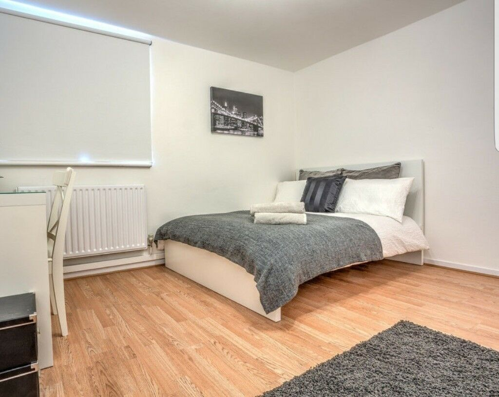AMAZING DOUBLE ROOM AVAILABLE!, LONDON BRIDGE/SURREY QUAYS, NEAR CANADA WATER STATION.