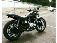 Kawasaki 440ltd bobber/chop