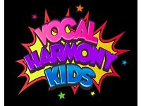 Does your child Like Singing? Join a fun upbeat contemporary kids choir in Swansea!