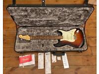 *NEW* Fender 2017 American Professional Stratocaster - Sunburst
