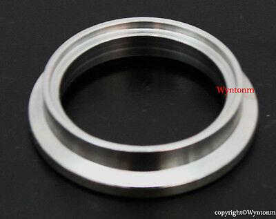 44mm V Band Wastegate Dump Valve Mild Steel FLANGE Inlet Pipe Ring