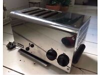 Lincat LT4X commercial toaster (very good condition)