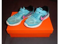 Nike Revolution 3 Girl's Trainers - Size 13