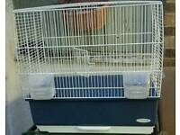 Bird cage good condition