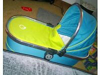 icandy peach sweetpea carrycot