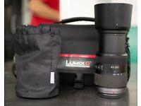 Panasonic 45-200mm f/4.0-5.6 Lumix G Vario MEGA OIS - HFS045200