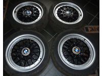 17'' Genuine BBS RC041 or Styling 29 Alloy wheels for BMW