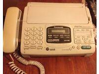 Panasonic KX-F2789E phone/fax machine