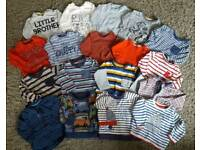 Massive 65 piece baby boy bundle 3-6 months