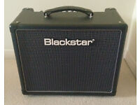Blackstar HT-5 combo with cover, mint condition