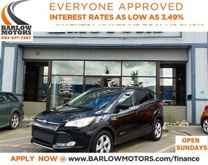2014 Ford Escape SE*EVERYONE APPROVED* APPLY NOW DRIVE NOW.