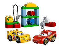 LEGO DUPLO Cars 6133: Race Day Complete