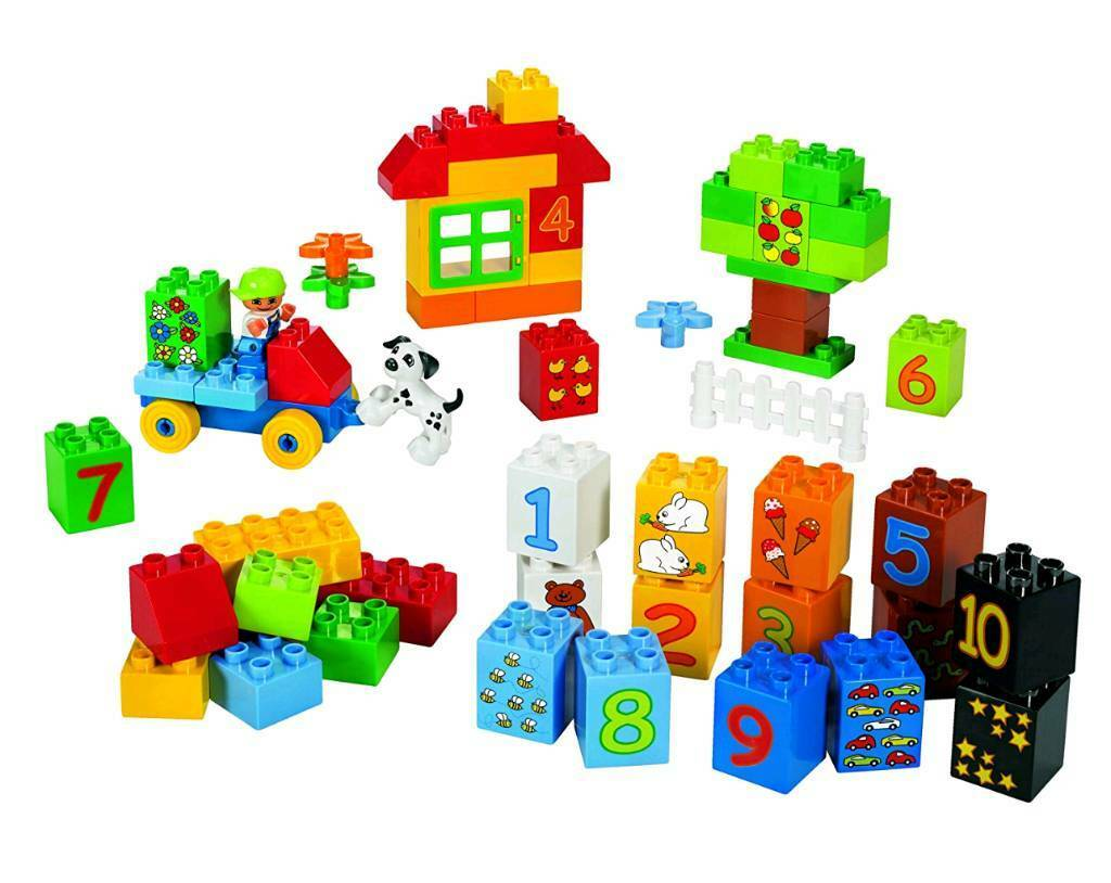 LEGO DUPLO 5497 Play with Numbers