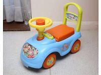 Waybuloo ride-on toy car