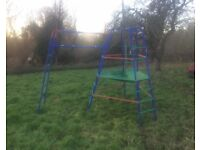 Metal climbing frame for sale