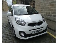 2 YEAR WARRANTY CHEAPEST NEW SHAPE KIA PICANTO FSH STUNNING CAR ZERO ROAD TAX AMAZING DEAL!!!