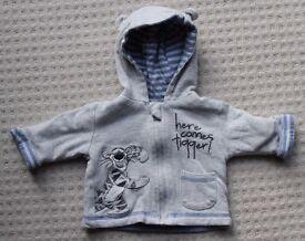 Boy's jacket - George - 1st size (9lbs)