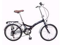 New Folding Bike bargain