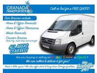 Man and Van, House,Flat,Office, Removals/Courier, Deliveries/Rubbish,Waste,Garden,Clearance Service