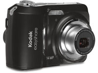 Kodak EasyShare C1530 Digital Still Camera - Black (14MP, 3x Optical Zoom) 3.0 inch LCD