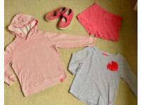 Joules girls' bundle of clothes, 5-6 years