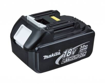 MAKITA 3 AMP BATTERY CLEARANCE - 1 YEAR WARRANTY - 85 Osborne Park Stirling Area Preview