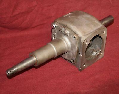 Maytag Gas Engine Model 92 Crank Case Rebuilt Bearings Crankshaft Block