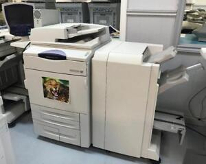 Lease 2 Own $139/month - REPOSSESSED Xerox WorkCentre 7775 Color High Speed 75PPM Multifunction Photocopier 11x17