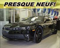 2014 Chevrolet Camaro LT RS Edition Dark