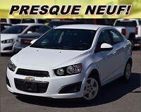 2015 Chevrolet Sonic LT BerlineSIÈGES CHAUFFANTS**CAMÉRA DE RECU