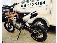 SLAM MXR125 - 125cc PIT BIKE (Order Now for Christmas)