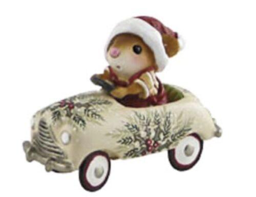 Wee Forest Folk LTD Christmas Pedal Pusher