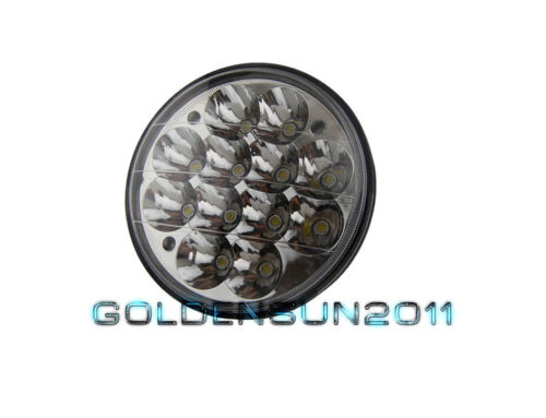 "5-3/4"" HID LED Cree Light Bulb Headlamp Clear Sealed Beam Crystal Headlight Lamp"