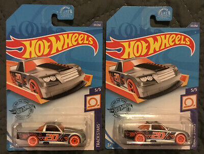 Hot Wheels Treasure Hunt Circle Trucker Lot Of 2
