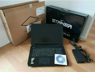 Hyrican Gaming 1559+I7-7700HQ+16GB RAM+1TB HHD+752GB SSD+GTX 1070