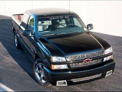 2003 Chevrolet Silverado 1500 SS C5R 427 500HP Collectors item 2003 Chevrolet Silverado SS C5R 427 500HP Collectors item