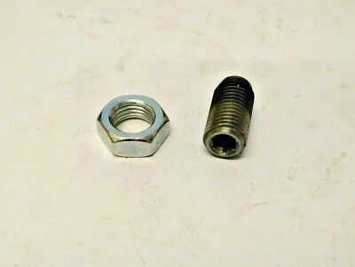 Clutch Adjuster Screw and Nut Triumph 650 750 1963 to 1983 57-2159 14-0403