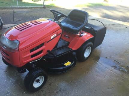 MTD Ride on Mower Warwick Southern Downs Preview