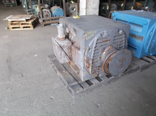 250 HP General Electric AC Electric Motor 900 RPM Fr 8266S DPBB 2300 V EOK