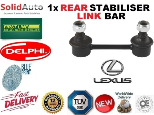 FOR LEXUS LS 400 LS400 REAR STABILISER LINK BAR NEW 48830-22040 48830-22041