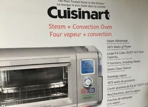 Cuisinart Steam and Convection Oven