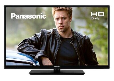 New Panasonic TX-32G302B 32 Inch HD Ready LED TV Freeview HD USB Playback Black