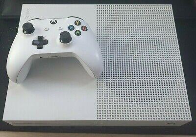 Xbox one s 500gb white console