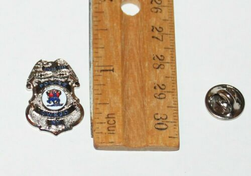 OWEGO POLICE DEPT New York NY PD Lapel Pin