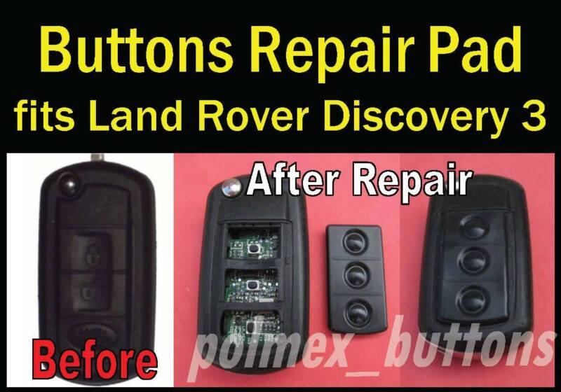 landrover discvovery 3 repair key pad