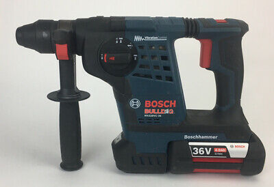 Bosch Rh328vc-36 - Cordless - Rotary Hammer Drill - No Battery Charger