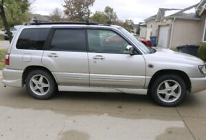 2000 Subaru Forester manual