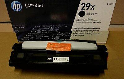 GENUINE NEW HP LASERJET 5000 5100 C4129X 29X Black Toner Cartridge